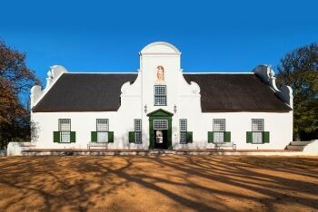 Groot Constantia is the oldest wine estate in South Africa, Suburb of Constantia in Cape Town\'s Southern Suburbs, Western Cape